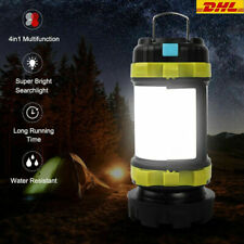 Superhell LED Camping Lampe Outdoor Laterne Zeltlampe Campingleuchte Campinglate