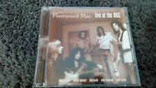 FLEETWOOD MAC LIVE AT THE BBC, 2 SIDED DISCS CD AND DVDS. PETER GREEN.