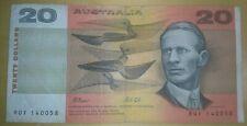 Australia 20 Dollar Banknote