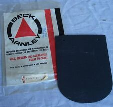 "BECK ARNLEY Motorcycle Scooter 5"" Mud Flap NOS pt # 22 3012 Simplex BSA Cushman"
