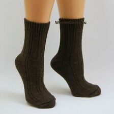 Womens Very Warm Thermal Thick Heavy duty Camel Wool Boot Socks | Winter Hiking
