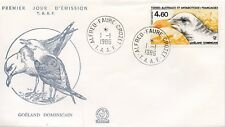 FDC / T.A.A.F. TERRES AUSTRALES TIMBRE PA N° 92 / FAUNE /
