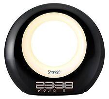 Oregon WL201 Wake Up Light Dämmerungssimulation mit Radio Wecker Handy UVP*:199€