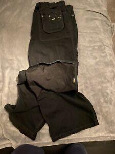 Mens Dunlop Work Trousers  42/32