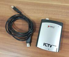 Pinnacle Systems PCTV USB2 210100387 TV-Tuner und Video Gerät in einem !! USB