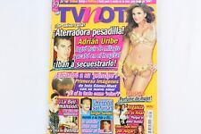 Tv Notas Mexican Magazine June 2013 Mariana Seoane Malillany Belinda Sexy