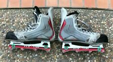 $400 Nike Zoom Air Inline Hockey Roller Skates Size 13 shoe 14 pro stock bauer