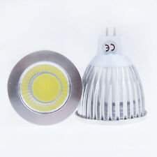 GU10 MR16 CREE COB 6W 9W 12W Dimmable LED Ceiling Light Bulb Downlight Spot Lamp