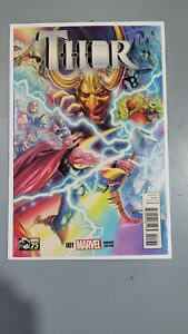 Thor #1 Alex Ross 75th Anniversary Color 1:75 Variant