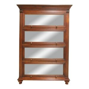 Ethan Allen Marshall Classic Barrister Bookcase
