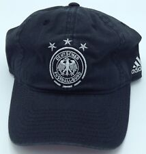 "MLS FIFA World Cup 2014 Brasil Adidas ""Germany"" Curved Brim Adjustable Fit Cap"