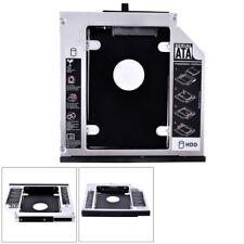 2nd 12.7mm  Hard Drive HDD SSD Caddy for IBM Thinkpad T420 T420i T510 T510i T520