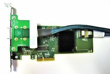 LSI Internal SATA/SAS 9211-4i PCIe 2.0 RAID Controller Card WITH Adapter & Cable