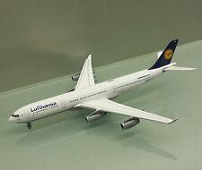 Gemini Jets 1/400 Lufthansa Airbus A340-300 D-AIFE Passau die cast metal model