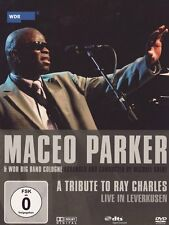 Maceo Parker & WDR Big Band Cologne - live - A Tribute To Ray Charles - DVD