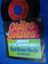 JOHNNY & THE HURRICANES - RED RIVER ROCK - GERMANY 45 SINGLE