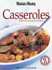 ~CASSEROLES & OTHER ONE POT WONDERS COOKBOOK - AUSTRALIAN WOMEN'S WEEKLY - VGC~