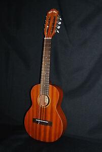 Hula Ukes Mahogany Tenor 8 String Ukulele