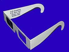 VIEW ANY TV as 3DTV! Pulfrich Television 3D Stereo Glasses Nuoptix 3D Technology