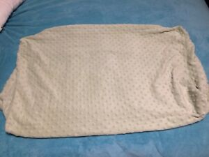 Carter's Changing Pad Cover. Nursery. Sage Green. Super Soft. VGUC.