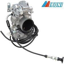 Kit Carburateur Mikuni  Performance Boisseau Plat Serie TM  : TM40-6
