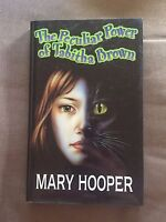 """1998 1ST EDITION """"THE PECULIAR POWER OF TABITHA BROWN"""" FICTION HARDBACK BOOK"""