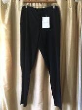 YOHJI YAMAMOTO Black Drawstring Pant Sz 3 = USA L NWT $985