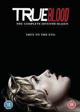 TRUE BLOOD Stagione 7 BOX 4 DVD Lingua Inglese NEW .cp
