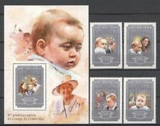 Royal Baby, Prinz George, Kate, William - Guinea - ** MNH 2014