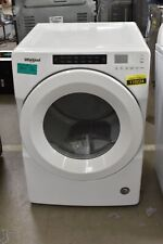 """Whirlpool Wed5620Hw 27"""" White Front Load Electric Dryer #110224"""
