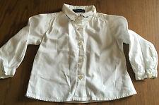 Burberry Baby-Blusen für Mädchen aus 100% Baumwolle