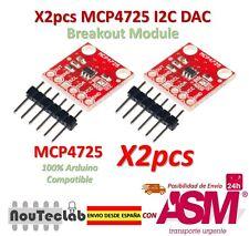 2pcs MCP4725 I2C DAC Breakout Module Development Board CJMCU-MCP4725