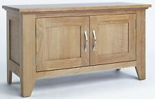Solid Wood Less than 60cm Height Sideboards