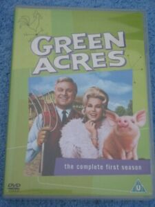 GREEN ACRES - THE COMPLETE 1ST SEASON - DVD