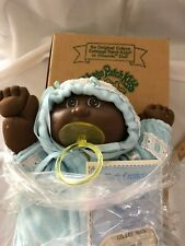 Vtg Cabbage Patch Kids Doll Preemie-Gilles Mick-Original Box