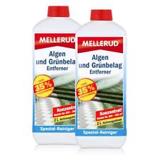 2x Mellerud Algen und Grünbelag Entferner 2L