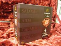 ESOTERIC SACD USED ESSE-90072-80 (9 discs) Karajan and Callas 4 Great Operas