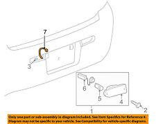 Pontiac GM OEM 07-09 G5 Backup Light Back Up Lamp-Harness 10362241