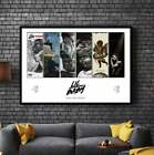 LIL BABY Album Cover Collection Paper Posters or Canvas Framed Wall Art