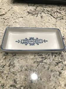 Pfaltzgraff Yorktown China 7 1/2 inch Relish Dish (4 available)