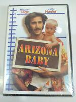 Arizona Baby Nicolas Cage Holly Hunter - DVD Regione 2 Spagnolo Inglese Nuovo