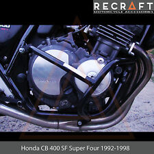 Honda CB 400 SF Super Four 1992-1998 Crash Bars Engine Guard Frame Protector