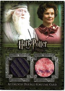 Harry Potter Order of the Phoenix Update Case Inc Ci4 Dumbledore Umbridge #53/84
