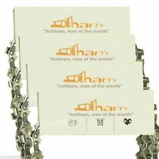 4 x (Four) Holtham Chainsaw Saw Chain Fits Stihl MS210 MS211 021 14""