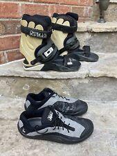 Xsjado Skate Pro Model Size 12  Boot Only W Footwraps Aggressive Inline Rare