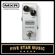 MXR BOOSTER MINI EFFECTS PEDAL M293 CLEAN BOOST LINE DRIVER - NEW M-293