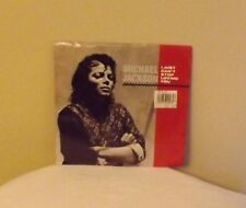 """MICHAEL JACKSON """"I Just Can't Stop Loving You"""" b/w """"Baby Be Mine"""" 45rpm w/PS"""