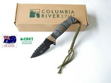 CRKT - COLUMBIA RIVER KNIVES Fixed Blade Survival Outdoor Tactical -AUS STOCK