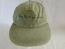 The Art of Wine Baseball Cap Dad Hat Strapback Rodney Strong Vineyards