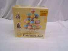 Wilton Cupcakes 'N More Mini Dessert Stand Holds 24 New in Orig Box